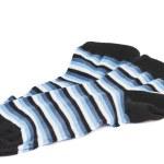 Socks, isolated — Stock Photo #12025920