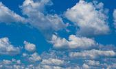 Fond de ciel bleu — Photo