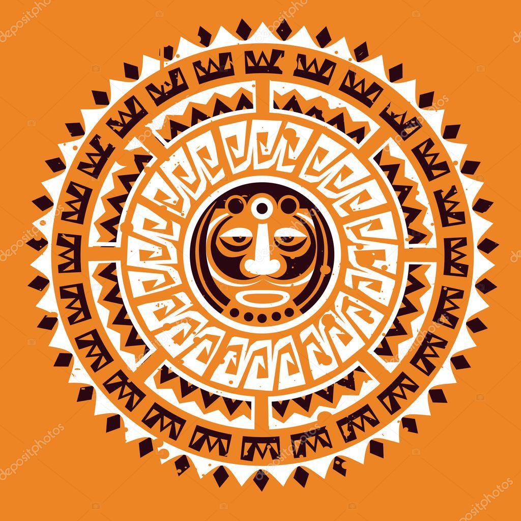 Mayan Tattoo Designs
