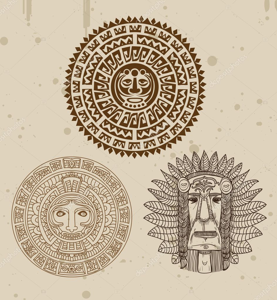 Ancient Indian Tattoos Collection of indian tattoos