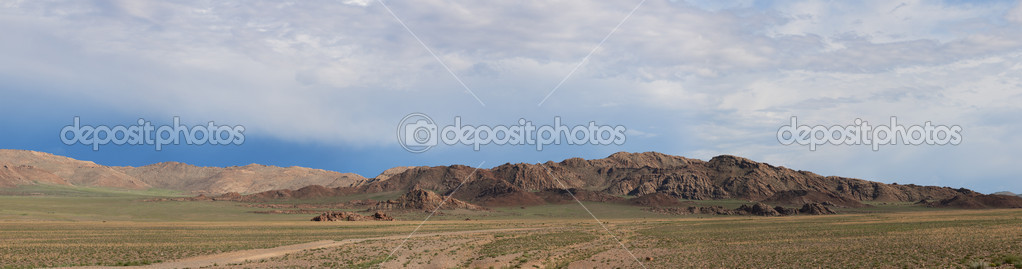 Altai mountains. Beautiful highland landscape. Mongolia — Stock Photo #12205850