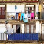 Old house in Porto — Stock Photo #10982407