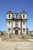Church of Santo Ildefonso — Stock Photo