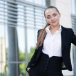 Business woman - Stockfoto