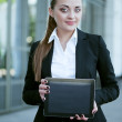 Business woman — Stock Photo