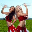 Cheerleader — Stock Photo #11415354