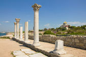 Chersonesus near Sevastopol in Crimea, Ukraine — Stock Photo