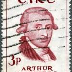 Постер, плакат: IRELAND 1959: shows Arthur Guinness 1725 1803 Bicentenary of Guinness Brewery