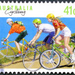 AUSTRALIA - 1989: shows Cycling, series Sports — Stock Photo