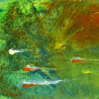 Abstract painting — Lizenzfreies Foto