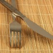 Fork and knife — Stock Photo #11351308