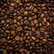 Stock Photo: Coffee beans texture