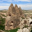 Unique geological formations, Cappadocia, Turkey — Stock Photo #11730524
