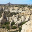 Unique geological formations, Cappadocia, Turkey — Stock Photo #12378514