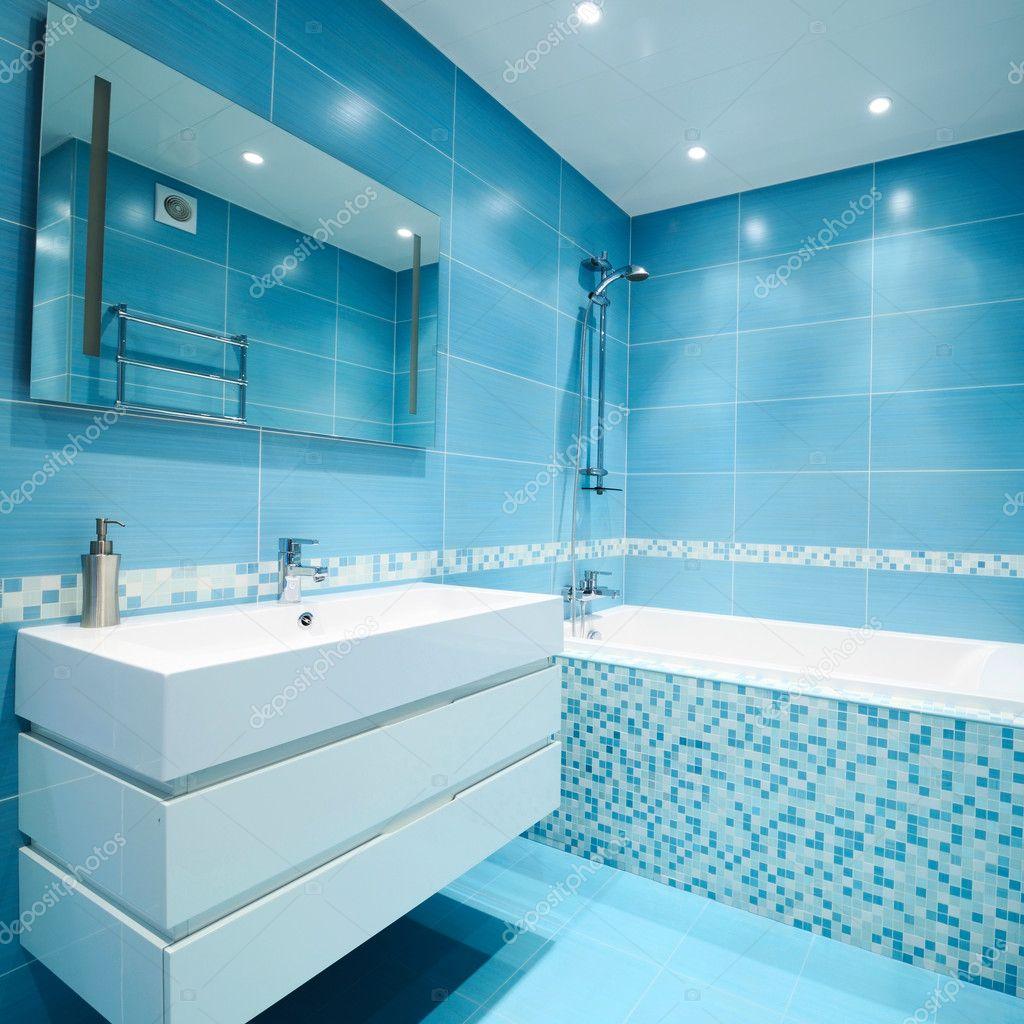Синие Самые Ванная комната Бомбер с чем