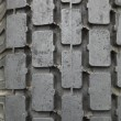 Tire track — Stock Photo #11462863