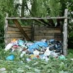 Katastrofa ekologiczna — Zdjęcie stockowe