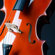 Music concept- close up of cello — Stock Photo #11077876