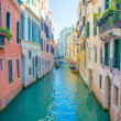 City views of venice in Italy - Stock Photo