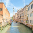 City views of venice in Italy — Stock Photo