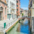 City views of venice in Italy - 图库照片