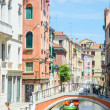City views of venice in Italy — Stock Photo #12322935