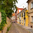 Streets of old Prague — Stock Photo #11430087