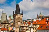 Old Town, Prague, Czech Republic — Stok fotoğraf
