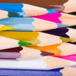 Color pencils background — Stock Photo #11463176