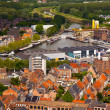 View of the city of Malines (Mechelen) — Foto Stock