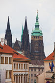 Old town, prague, tsjechië — Stockfoto