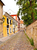Streets of old Prague — Foto de Stock