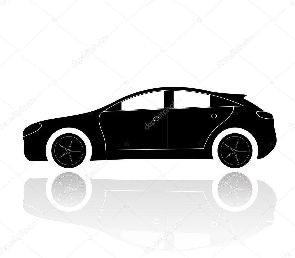 Car Stock Photos: Stock Vector © Leonikonst #12124155