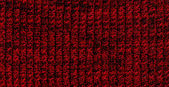 Red knitted pattern — Stock Photo