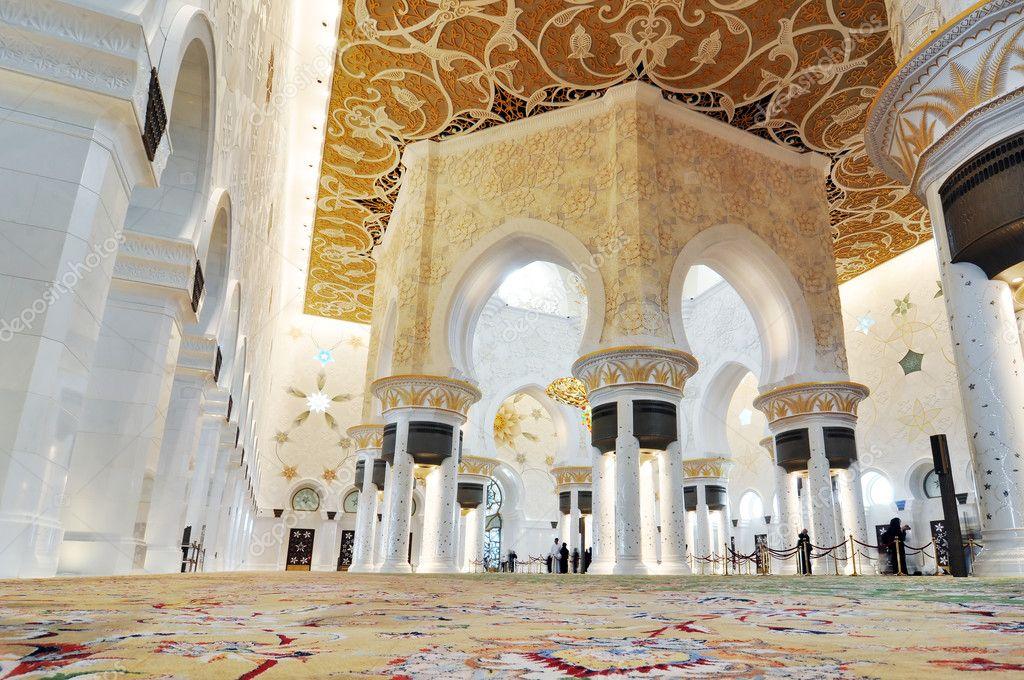 белая мечеть в абу-даби все видео