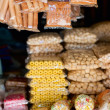 Sweets at market - Foto Stock
