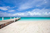 Mar do caribe — Foto Stock