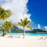 Bora Bora landscape — Stock Photo #12208805