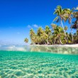 Royalty-Free Stock Photo: Tropical island