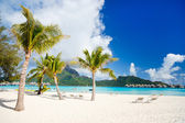 Bora Bora landscape — Stock Photo