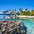 Stock Photo: French Polynesia