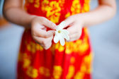Tiare flower — Stock Photo
