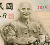Chaing Kai-shek — Stock Photo