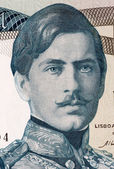 Pedro V of Portugal — Stock Photo