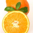 Ripe oranges — Stock Photo #11105141