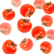 Ripe tomatoes — Stock Photo #11109337