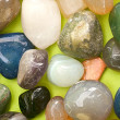 Semiprecious stones — Stock Photo