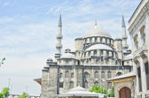 Valide Sultan Mosque most famous as Yeni Cami — Stock Photo