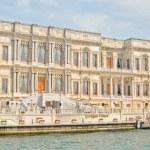 Ciragan Palace, Bosporus, Istanbul, Turkey — Stock Photo #11171453