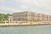 Ciragan Palace, Bosporus, Istanbul, Turkey — Stock Photo
